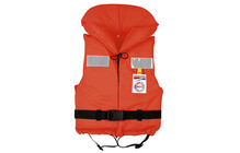 Relags Gilet de natation Bora, orange vif